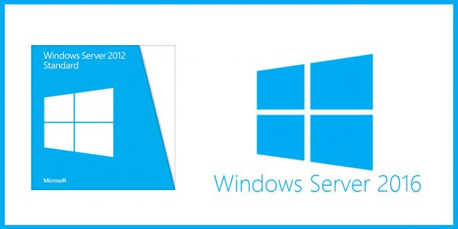 Let's Compare Windows Server 2016 and Windows Server 2012