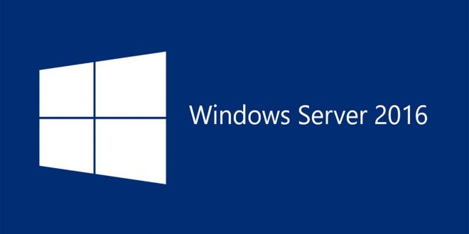 Trying New Windows Server 2016?