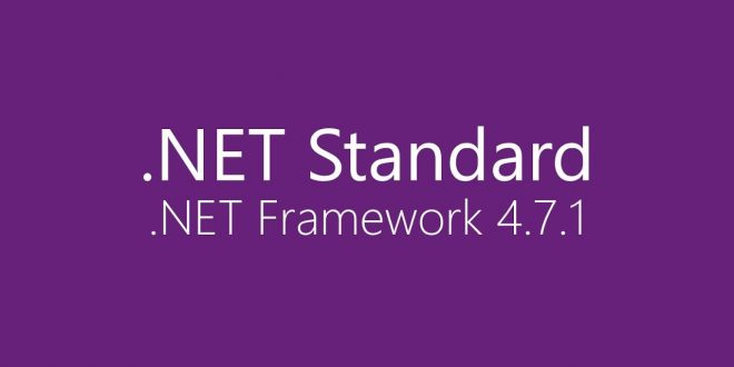 Introducing the .NET Framework 4.7.1